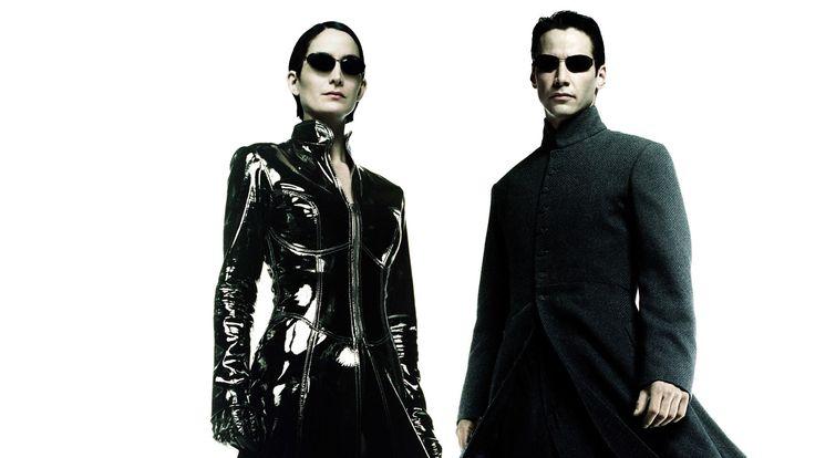 the matrix reloaded hd