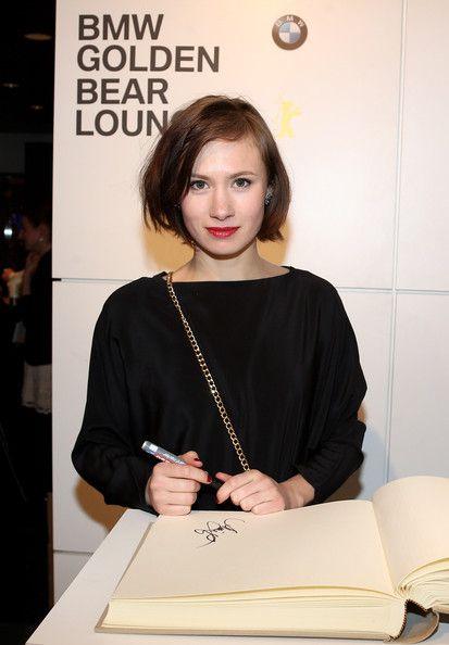 Alina Levshin - Golden Bear Lounge Opening - BMW At The 63rd Berlinale International Film Festival