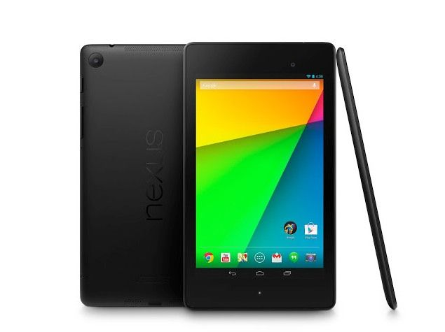 Google Nexus 7 announced, runs on Android 4.3 and has a 1080p display  Key Specifications: Android 4.3 1080p display 1.5GHz Qualcomm Snapdragon S4 quad-core processor 2GB of RAM 5-megapixel rear camera 1.2-megapixel front camera resolution of 1920×1200 pixels and has a pixel density of 323 pixels per inch