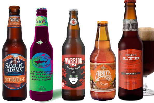 Fall Beers Worth Every Single Calorie: #SelfMagazine