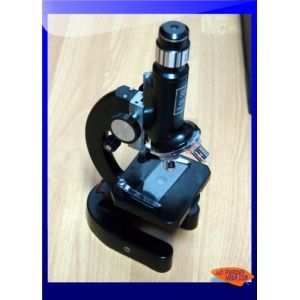 Comprar Microscopio 50X - 1200X con maletín y accesorios de segunda mano - NOPIERDESNADA.COM
