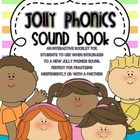 AN INTERACTIVE BOOKLET FOR STUDENTS TO USE WHEN INTRODUCED TO A NEW JOLLY PHONICS SOUND.   PERFECT FOR PRACTICING INDEPENDENTLY OR WITH A PARTNER! ...