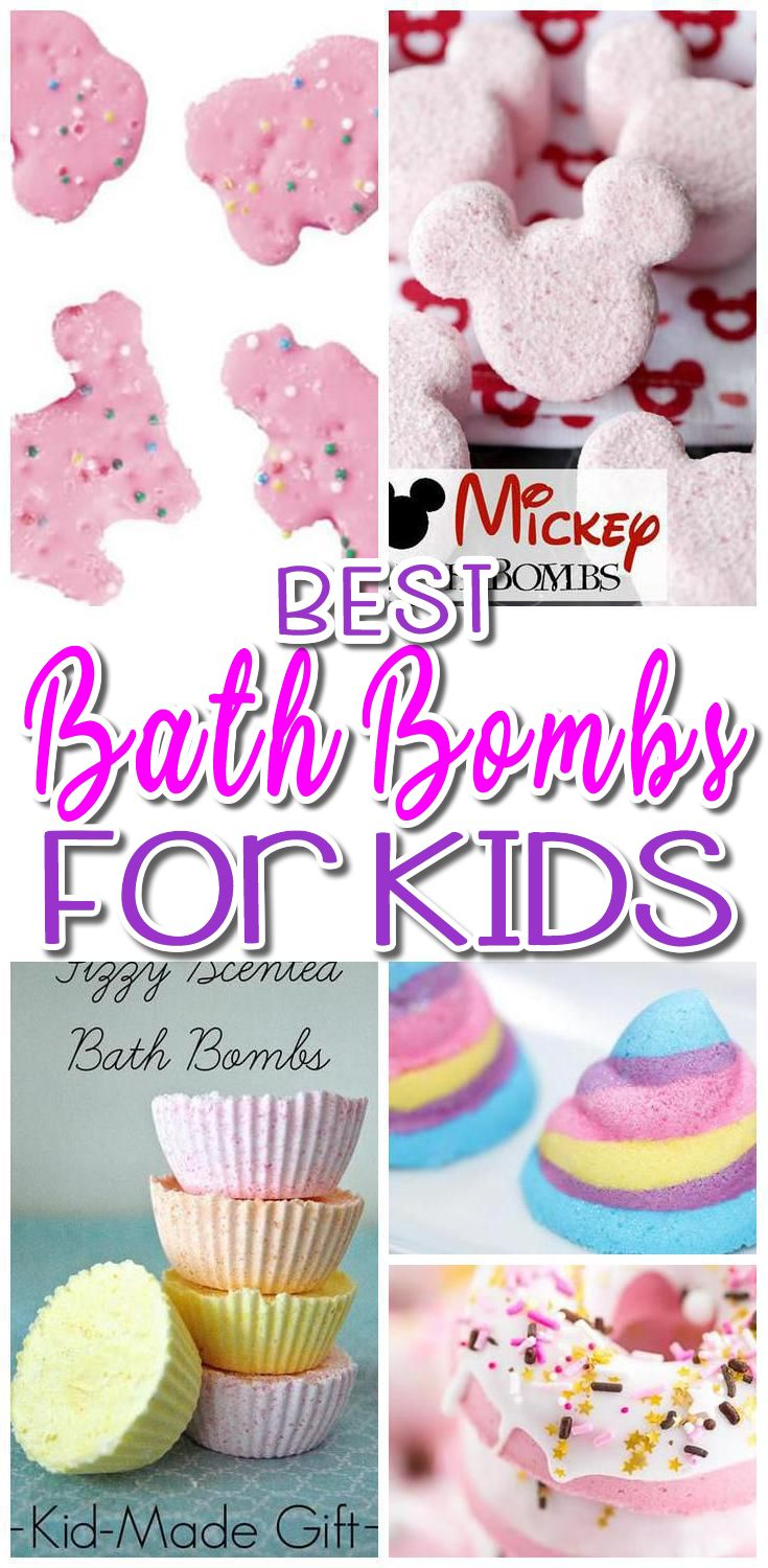 Best Bath S For Kids Amazing And Fun Recipes Ideas That Will Love Make A Fizzy With Any Of These