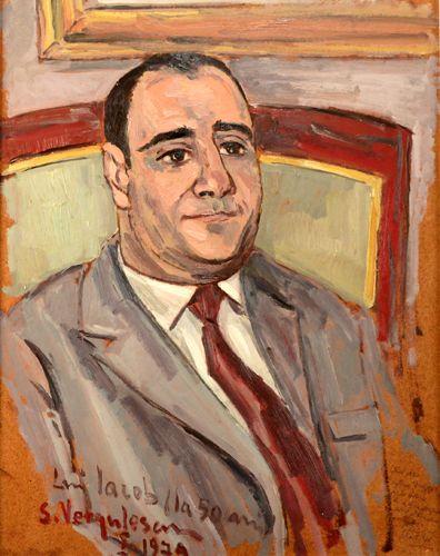 Spiru Vergulescu (1934-2007) – PORTRETUL COLECȚIONARULUI IACOB