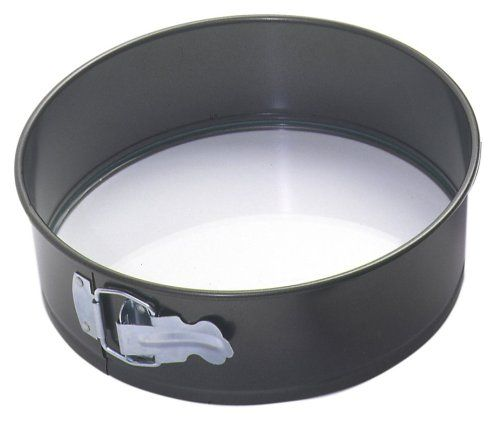 Norpro Nonstick 9 Inch Springform Pan with Glass Base