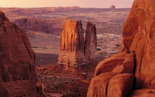 Büyük Kanyon, Amerika
