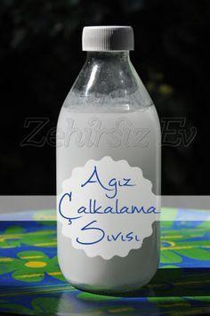 En doğalından ev yapımı agiz_calkalama suyu