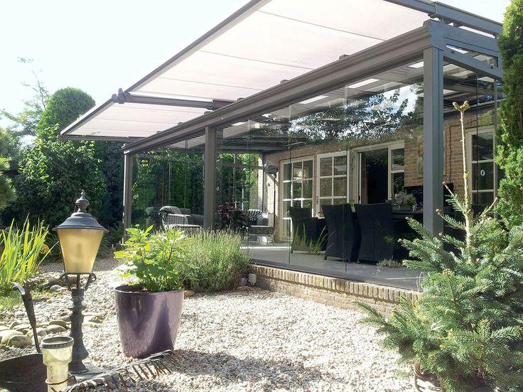17 mejores ideas sobre sombra para patio en pinterest - Toldos para patios exteriores ...