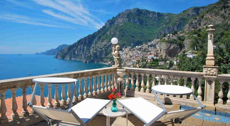 Booking.com: Villa La Roccia - Arienzo - Позитано, Италия