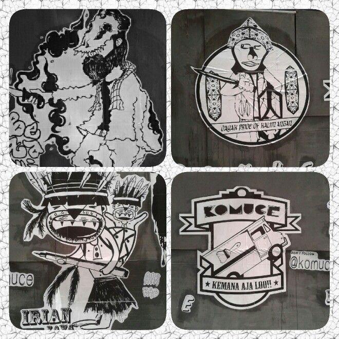 #wheatpaste #matvis #Komuce #Crew #Who #Iam #I