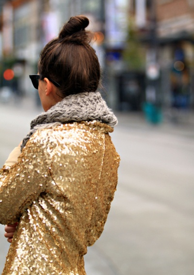 sequin jacket: Fashion, Sequin Jacket, Style, Blazer, Gold Sequins, Jackets, Sparkle, Glitter
