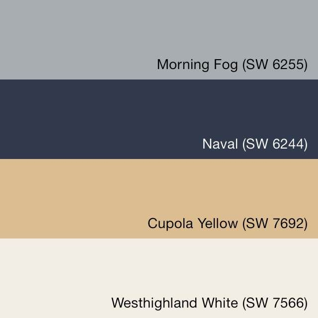 Swatchdeck Pottery Barn Sherwin Williams I Like The