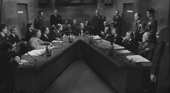 Punto límite es una película estadounidense de 1964 dirigida por Sidney Lumet y con Henry Fonda, Dan O'Herlihy y Walter Matthau en los papeles principales. Está basada en la novela de 1962 Fail-Safe