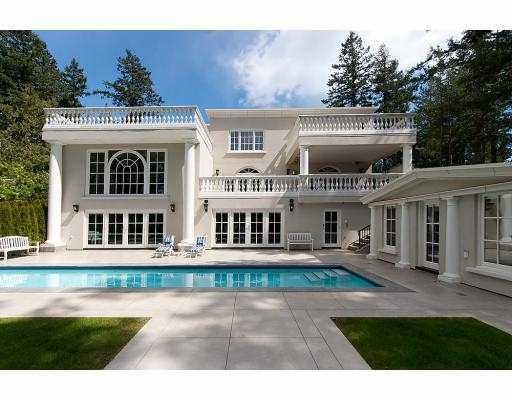 Luxury home in West Vancouver, BC