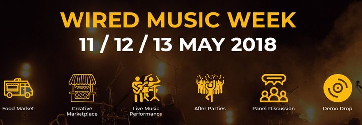 To celebrate the region's achievements, Wired Music Week (WMW) will be held for the first time in the bustling city of Kuala Lumpur.
