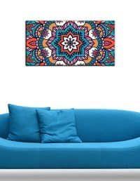 Quadro moderno arte digitale stampa tela è una decorazione murale con stampa digitale su tela chearricchirà con stile l'ambiente prescelto della tua casa.