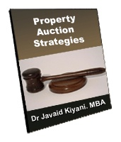 """""""Property Auction Strategies""""  Auctions are very popular places for picking up great property bargains.    However, to do well from auction you need to know what you're doing.    Property Auction Strategies will help you to net that elusive property bargain and save you from the tricks and pitfalls that are so prevalent in the auction environment.  www.yourpropertybible.com"""
