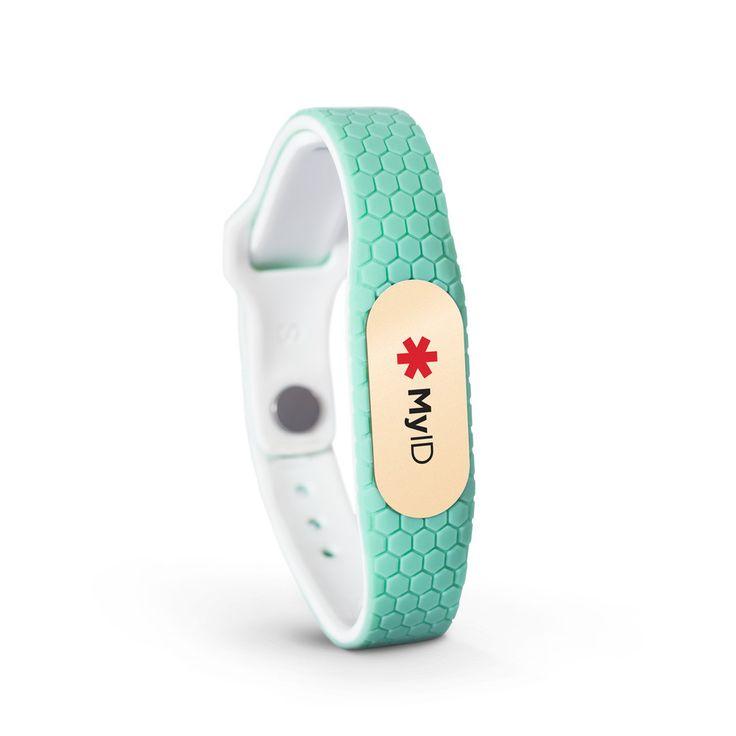 MyID Hive Medical ID Bracelet