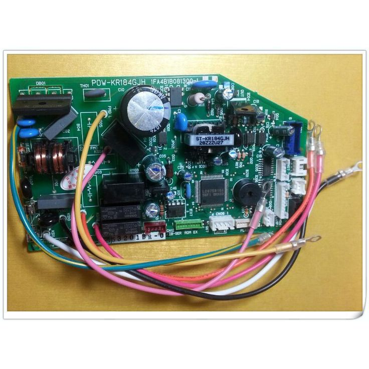 >> Click to Buy << YINGRAY Replacement for SANYO Air Conditioner Circuit Board Part Number POW-KR184GJH Air Conditioning Parts #Affiliate