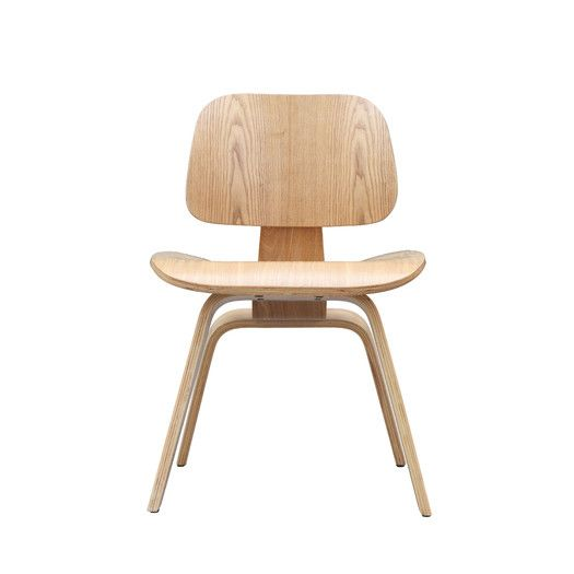 Fine Mod Imports Plywood Side Chair | AllModern
