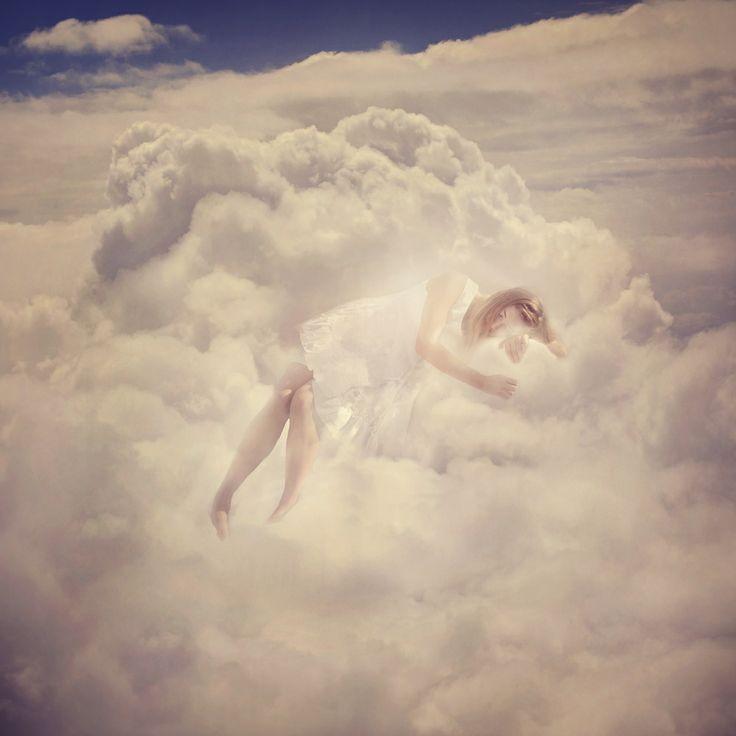 """Dreamchild"" © Natascha van Niekerk Fine Art Photography for home decor."