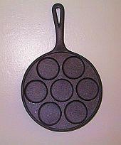 Specialty Scandinavian Baking Tools: Plattar Pan
