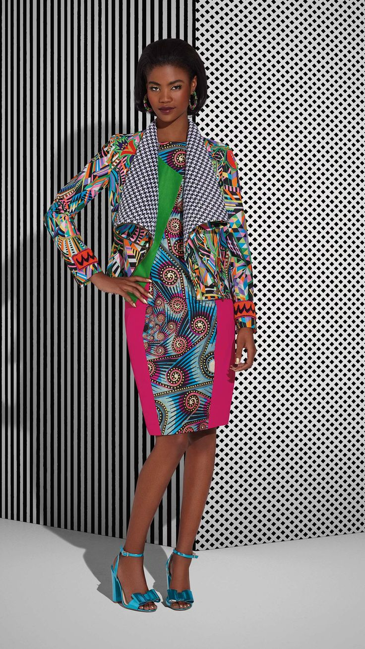 DAZZLE AND DELIGHT | Vlisco V-Inspired