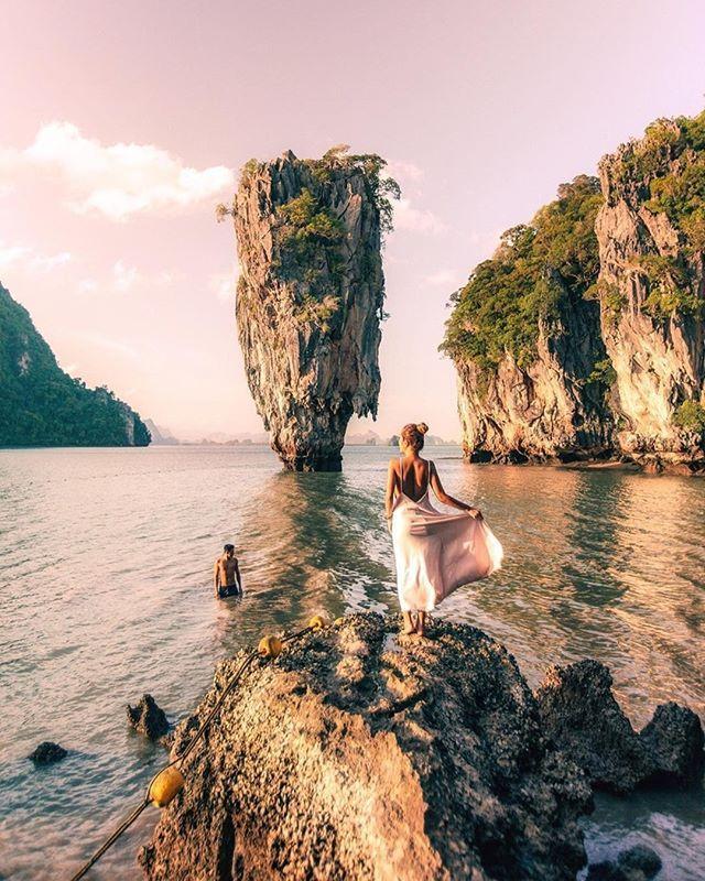 James Bond Island Thailand In 2020 James Bond Island
