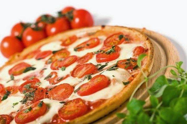шеф-повар Одноклассники: Пицца «Маргарита»