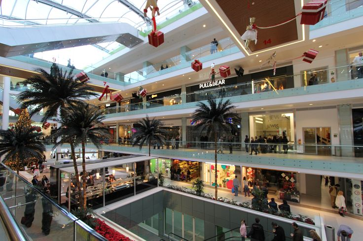 """#MetroMall is located at the southern suburbs of #Athens and it is a """"hot"""" destination during the winter sales period!"""