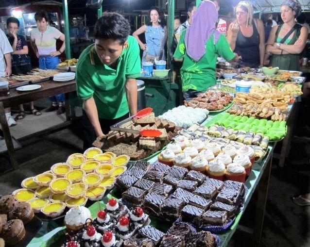 Night Market for Food Monster !!