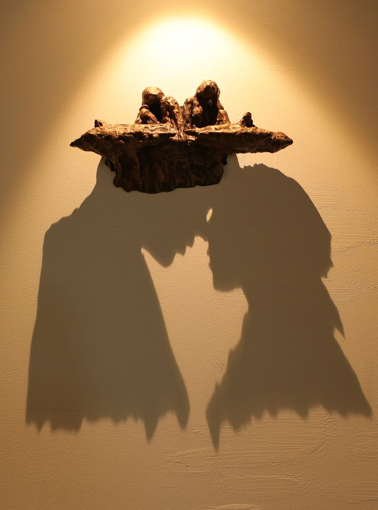 shadow art wall - Google Search   House Ideas   Art ...