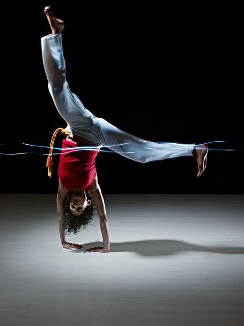 Brazilian Martial Arts, Capoeira by Shutterstock contributor Diego Cervo