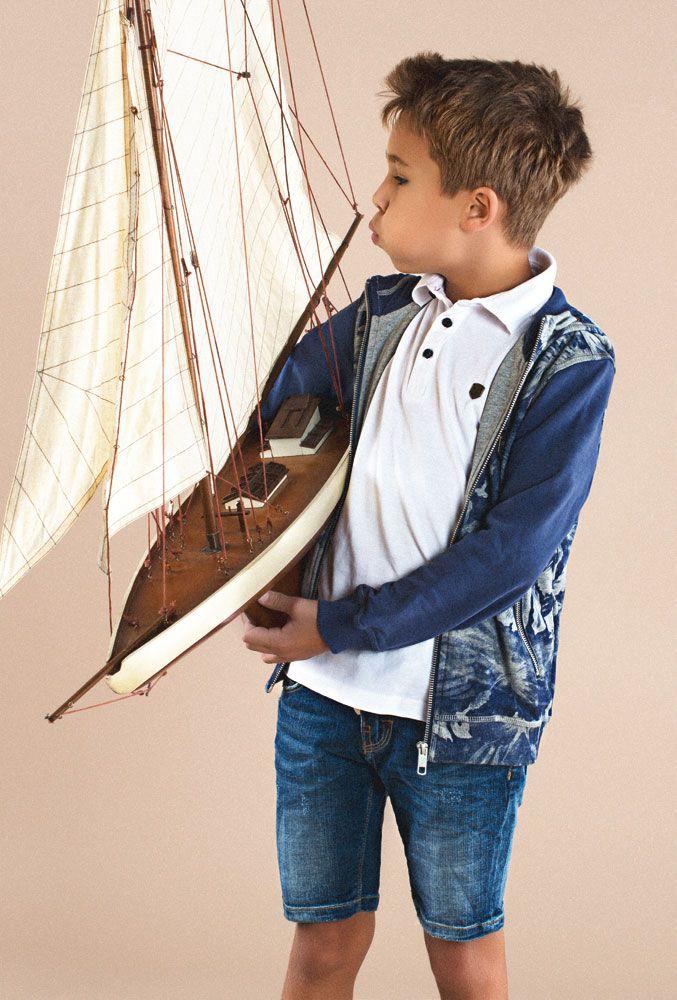 Antony Morato Junior verkrijgbaar bij Jip en Jotje Kinderkleding Hoorn