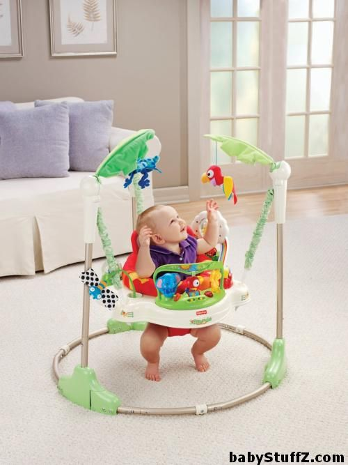 Baby Jumper - Fisher-Price Rainforest Jumperoo - Best Baby Jumpers Bouncers and Swings in 2015 #babyBouncer #babyBouncerSeat #babyBouncers #babyJumper #babyJumperoo #babyJumpers #babyRocker #babyRockers #babySwing #babySwings #BabySitterBalance #bestBabyJumper #bestBabySwing #bestBabySwings #bouncerForBaby