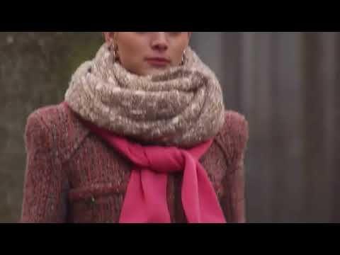 Desfile otoño invierno de Chanel 2018-2019¡¡ del diseñador alemán Karl L...