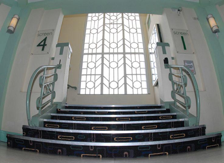 Original Art Deco features broadway cinema letchworth
