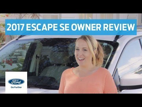 (adsbygoogle = window.adsbygoogle || []).push();       (adsbygoogle = window.adsbygoogle || []).push();  Ford owner Marla Chiapetta takes us through the 2017 Ford Escape SE and shows us what she loves most about her Ford. With available Android Auto compatibility*, SYNC Connect...