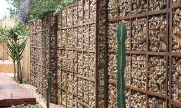 Gabion garden ideas Haver Haveideer og Design