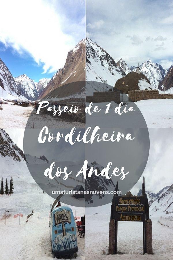 Conheça a Cordilheira dos Andes em 1 dia, em passeio conhecido como Tour Alta Montanha, que passa pelos principais pontos turísticos dessa linda montanha como a Represa de Potrerillos Vilarejo na cidadezinha de Uspallata, Estação de esqui Los Penitentes,Puente Del Inca, Vilarejo Las Cuevas, Parque Provincial e Aconcágua.