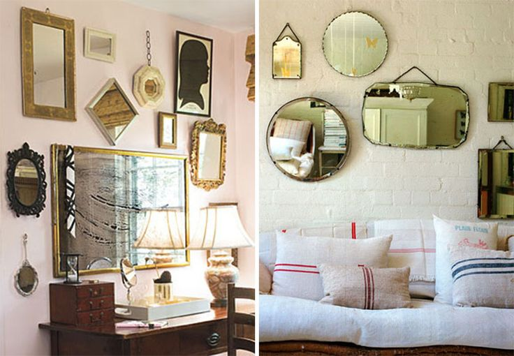 17 Best Ideas About Large Mirrors For Sale On Pinterest: 17 Best Ideas About Mirror Gallery Wall On Pinterest