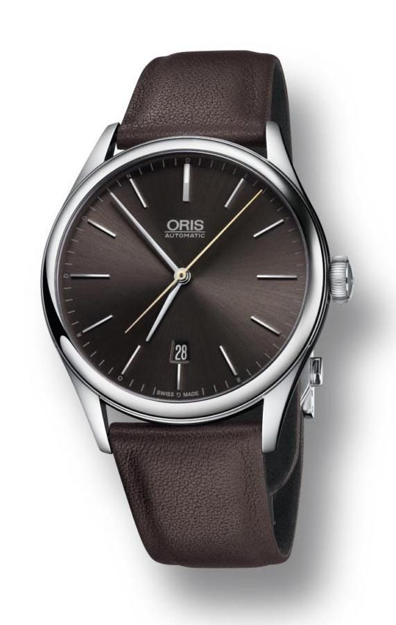 Oris 01 733 7721 4083-Set LS DEXTER GORDON LIMITED EDITION Mens Automatic Watch
