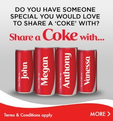 Coca-Cola is an example of one of the biggest multinational corporation