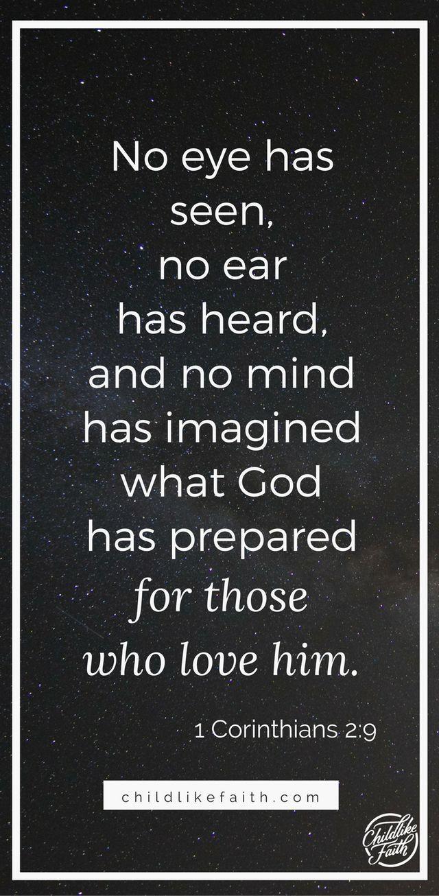 1 Corinthians Trust in God