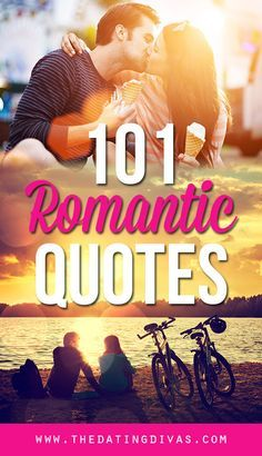 101 Romantic Love Quotes from The Dating Divas