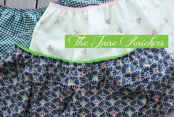 Sewing Adventures - The Jane Knickers