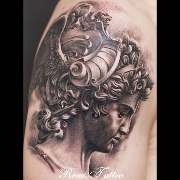 Goddess Tattoo For Woman: Best 25+ Athena Tattoo Ideas On Pinterest