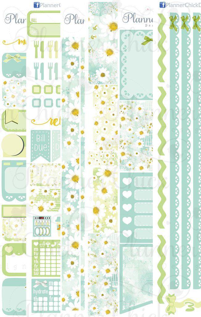 Daisies Weekly Kit