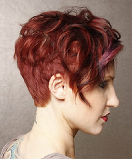 Groovy 1000 Ideas About Short Wavy Haircuts On Pinterest Wavy Haircuts Short Hairstyles Gunalazisus