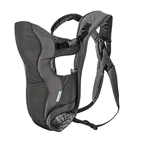 Evenflo Breathable Soft Carrier Gray Chevron  Sams Club * More info could be found at the image url.(This is an Amazon affiliate link and I receive a commission for the sales)